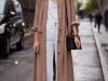 Abrigos oversize: look estilo trench