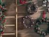 Adornos de Navidad coronas y guirnaldas: portada
