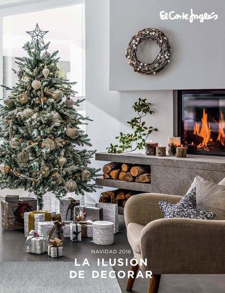 Adornos de navidad el corte ingl s 2016 no te pierdas el for Adornos navidenos corte ingles