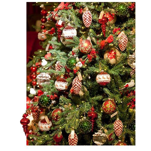 Adornos de navidad el corte ingl s 2017 tu casa a la for Adornos de navidad el corte ingles