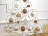 Adornos de Navidad Maisons Du Monde 2017: Collection Gold árbol con bolas