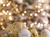 Adornos de Navidad Maisons Du Monde 2017: Collection Gold bolas