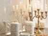 Adornos de Navidad Maisons Du Monde 2017: Collection Gold juego de té