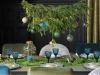 Adornos de Navidad Maisons Du Monde 2017: Collection Green mesa