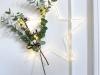 Adornos de Navidad Maisons Du Monde 2017: Collection White pared