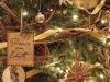 Adornos de Navidad vintage: árbol