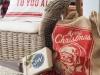 Adornos de Navidad vintage: cajas y bolsas