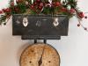 Adornos de Navidad vintage: peso antiguo