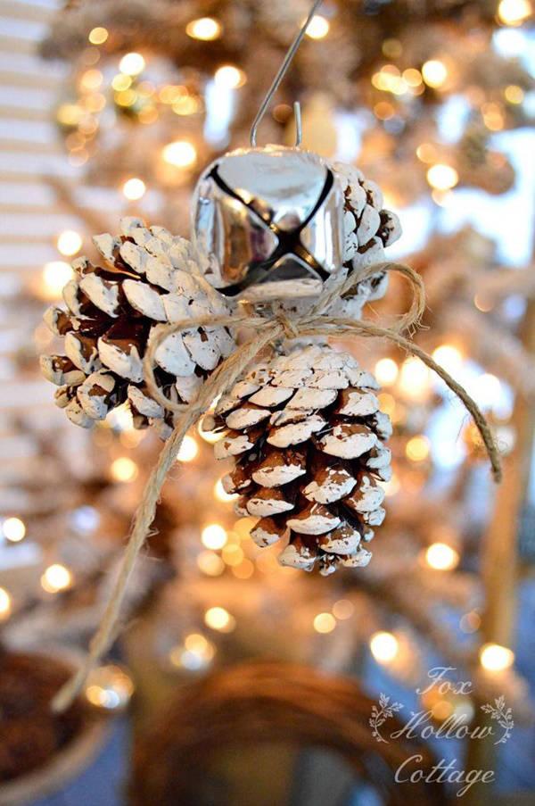 Excepcional Navidad Con Pias Coleccin Ideas de Decoracin de