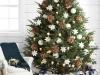 Adornos Navidad Piñas: adornos para árbol de Navidad