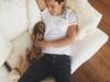 Álex González biografía: Instagram perrito