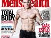 Álex González biografía: Instagram portada Men's Health