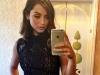 Ana de Armas promoción 'Knock Knock': selfie