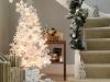 Árbol de Navidad blanco: portada