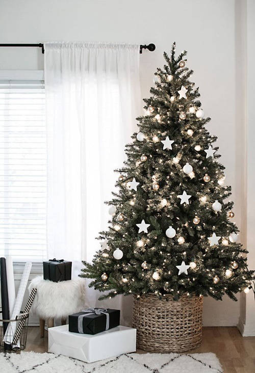 rbol de Navidad Cmo decorarlo de manera original FOTOS Mujeralia