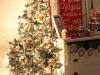 Árbol de Navidad ideas originales: adornos rústicos