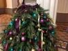 Árbol de Navidad ideas originales: vestido