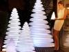Árbol de Navidad led: estilo moderno