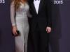 Balón de Oro 2016 alfombra roja: Messi y Antonella Roccuzzo