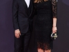 Balón de Oro 2016 alfombra roja: Modric y Vanja Bosnic