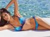 Bikinis Calzedonia 2015: bikini azul y morado
