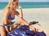 Bikinis Calzedonia 2017 catálogo: modelo azul