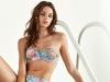 Bikinis Dolores Cortés 2017: catálogo estampado bandeau