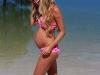 Bikinis para embarazadas modelo rosa