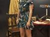 Blanca Suárez alfombra roja FesTVal 2015: presentación