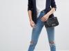 Americanas azules looks: ASOS look con jeans