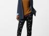 Americanas azules looks: Mango look con pantalón de flores