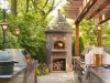 Bodas al aire libre: cocina y horno de leña