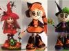 Brujas de goma eva: Halloween