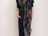 Bufadas y foulards estilo: bordada
