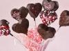Cake Pops San Valentín: Forma de corazón