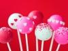 Cake Pops San Valentín: En tonos rosas