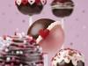 Cake Pops San Valentín: Pasta fondant