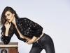 Calzedonia leggins y medias invierno 2017: leggins jeans negros
