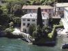 Casas de los famosos: George Clooney en el Lago Como
