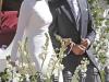 Cayetano Rivera biografía: con Eva González en su boda