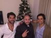 Cayetano Rivera biografía: con sus hermanos Franciscos y Kiko Rivera
