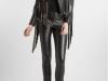 Cazadora de cuero mujer: BDBA con pantalones de cuero