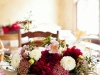 Centros de mesa para bodas de madera: caja