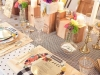 Centros de mesa para bodas de madera: cajas