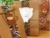 Cómo hacer bolsas de cumpleaños para niños: modelo animales