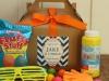 Cómo hacer bolsas de cumpleaños para niños: modelo caja de cartón