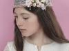 Complementos para el pelo Primera Comunión: Miquel Suay cinta de flores