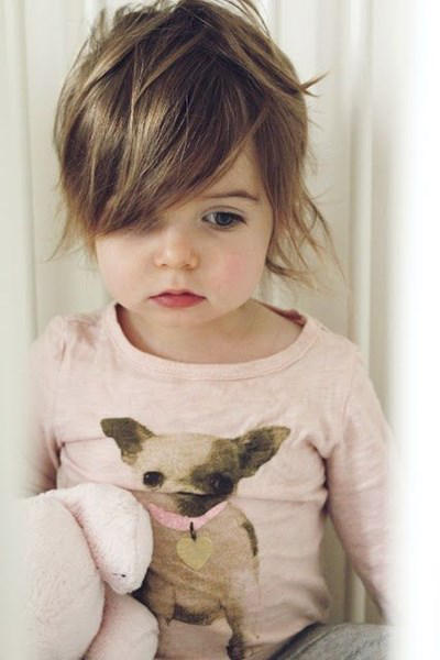 Cute Kid Tumblr Cortes de pelo ...