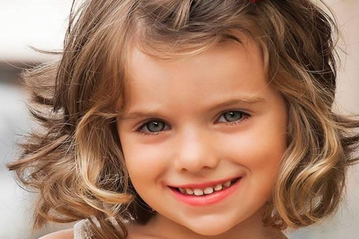 Cortes de pelo para ni as ideas favorecedoras fotos mujeralia Pelo corto para ninas
