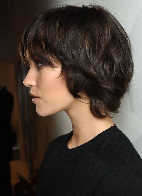 Corte de cabello estilo chagui